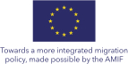 Logo European Union: Asylum, Migration and Integration Fund